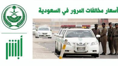 Photo of مخالفة قطع الاشارة .. خطوات الإستعلام وقيمة العقوبة ومميزات وعيوب ساهر