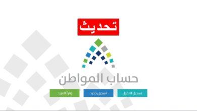 Photo of تحديث حساب المواطن : الشروط والخطوات والأهداف والفئات المستهدفة للتسجيل
