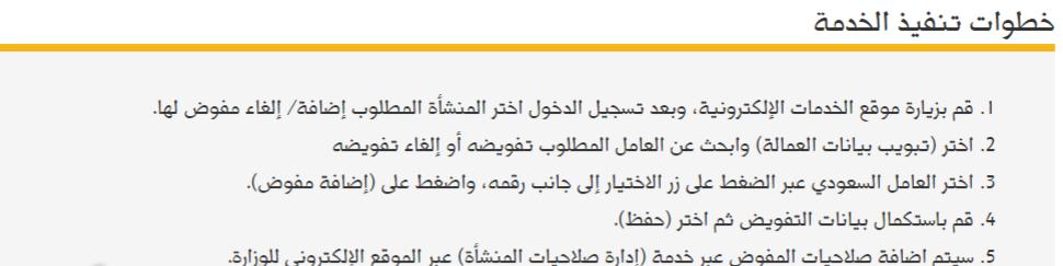 تفويض مكتب العمل بالخطوات وكيفية التسجيل في وزارة العمل مصر الجديدة